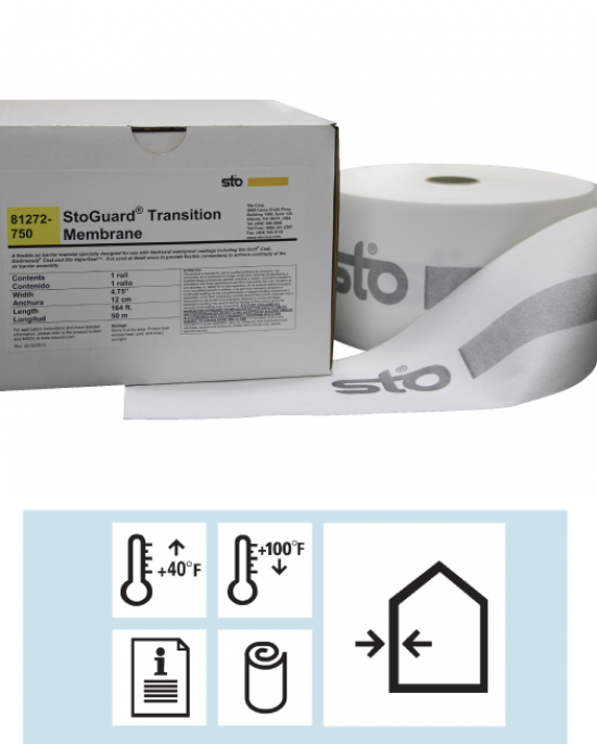 StoGuard®-Transition-Membrane