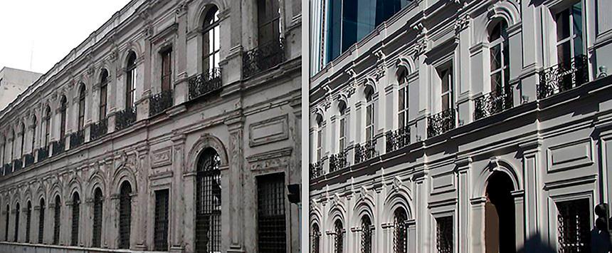 Renove a fachada do prédio com sustentabilidade