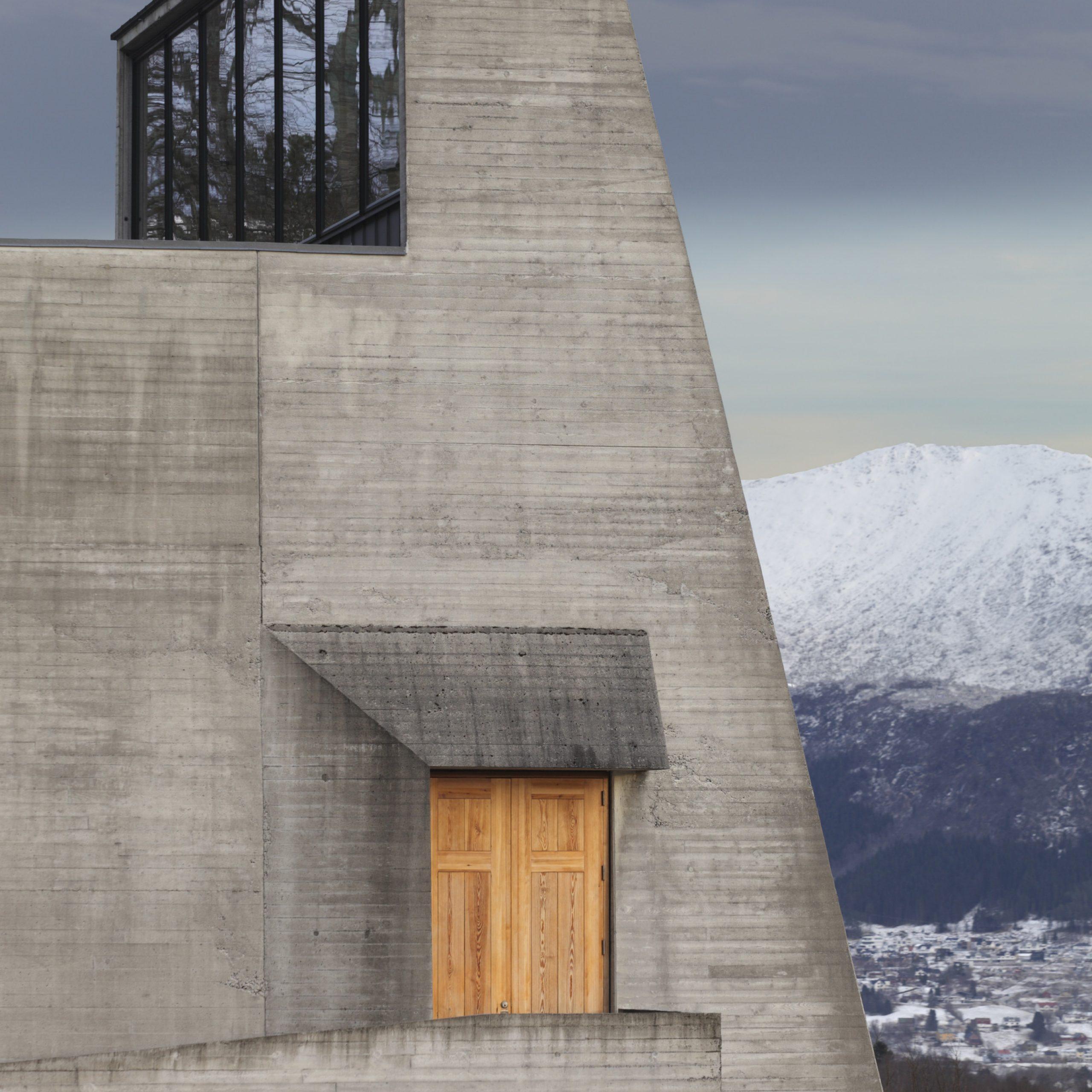 Acabamento com aparência de concreto é tendência