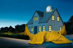Fachadas que garantem conforto térmico nos dias mais frios